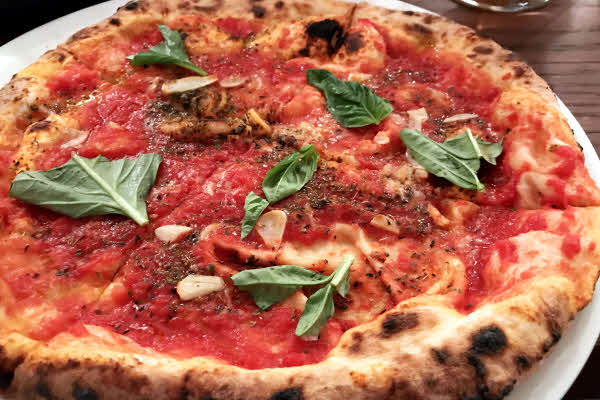 Marinara Pizza thumbnail (click to enlarge)