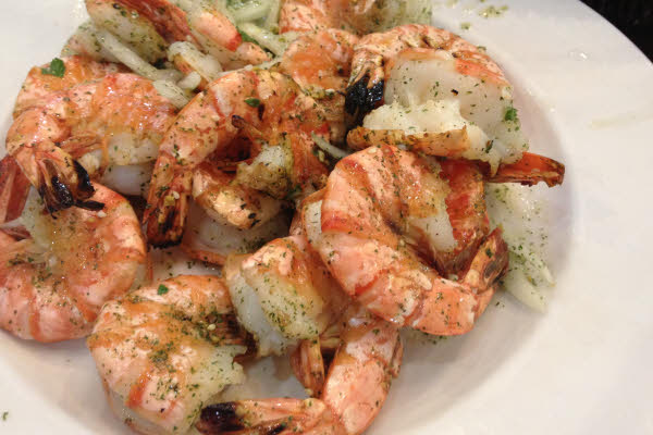 Grilled Jumbo Shrimp thumbnail (click to enlarge)