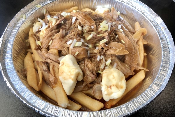 Chicken Poutine thumbnail (click to enlarge)