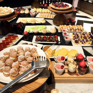 Dessert Station thumbnail (click to enlarge)