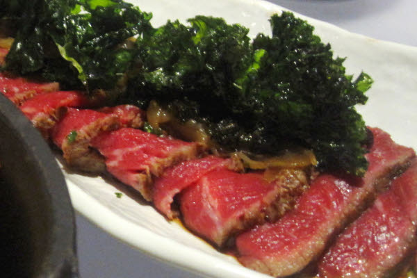 Filet Mignon Tataki thumbnail (click to enlarge)