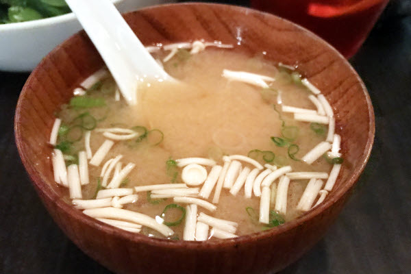 Miso Soup thumbnail (click to enlarge)