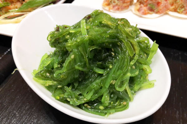 Wakame thumbnail (click to enlarge)