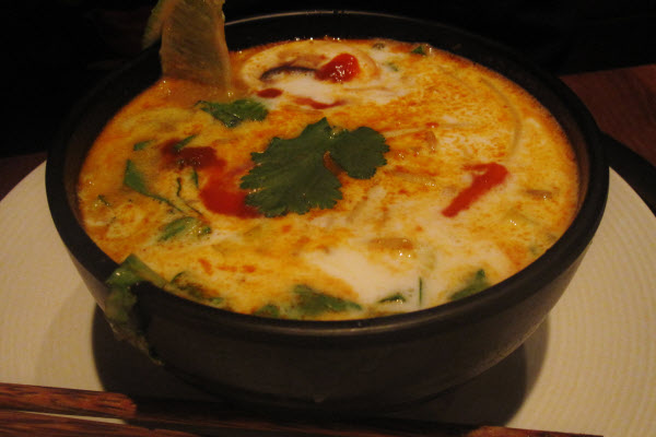Shrimp Tom Kha, Small thumbnail (click to enlarge)