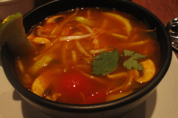 Tofu Tom Yum, Small thumbnail (click to enlarge)
