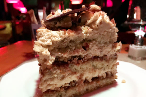 Hazelnut Cake thumbnail (click to enlarge)