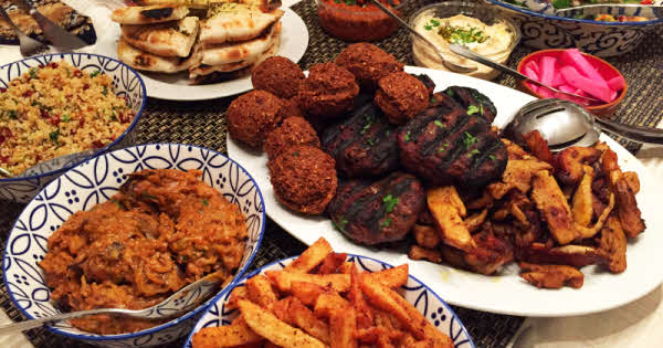 Sumac: Casual Middle Eastern at Its Finest thumbnail