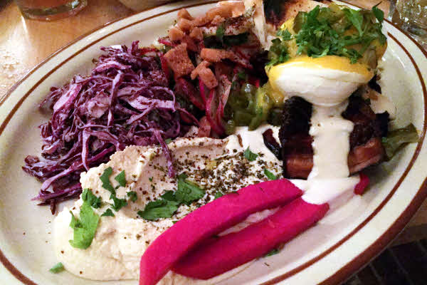 Sumac: Sabich Plate thumbnail (click to enlarge)