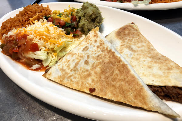 Ground Beef Quesadilla thumbnail (click to enlarge)