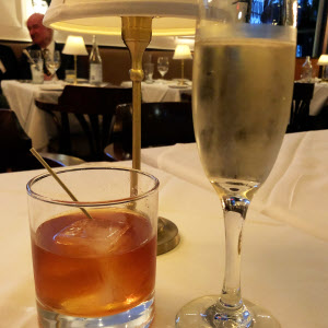 Old Fashioned & Prosecco thumbnail (click to enlarge)