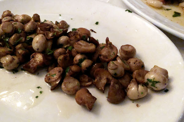Sautéed Mushrooms thumbnail (click to enlarge)