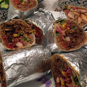 Burritos thumbnail (click to enlarge)