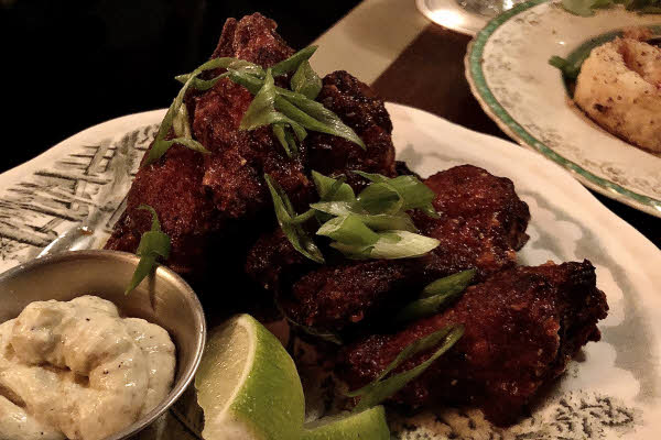 Jerk Chicken Wings thumbnail (click to enlarge)