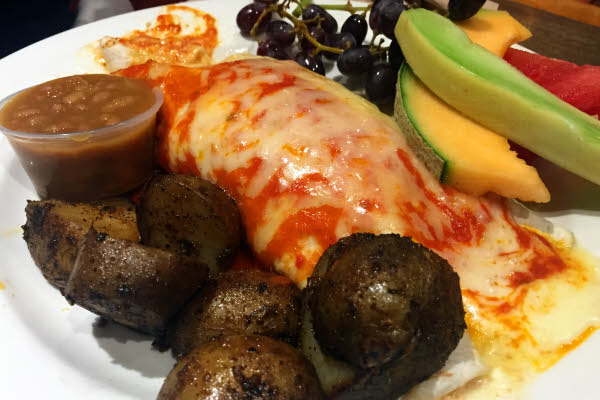 Breakfast Burrito thumbnail (click to enlarge)