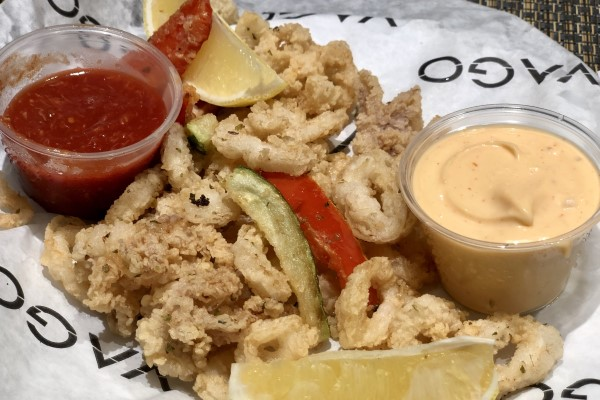 Fried Calamari thumbnail (click to enlarge)